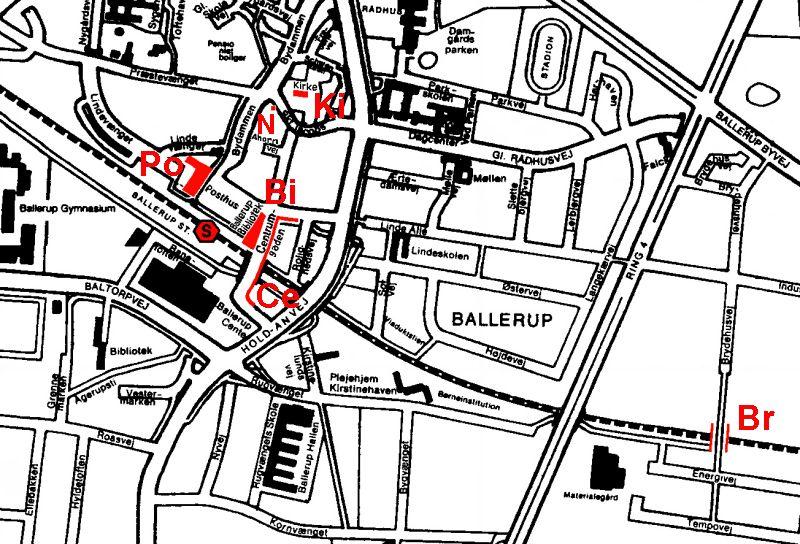 EVP - Ballerup (station)
