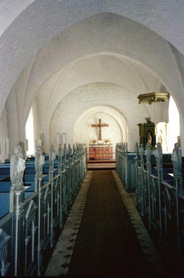 prædikestolen i en kirke