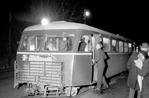 sidste sporvogn i danmark