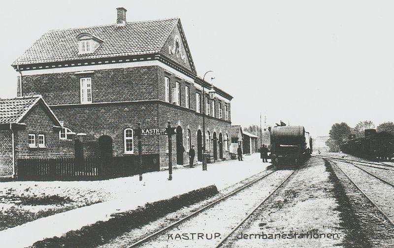 dorthe damsgård flensborg togstation